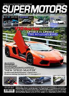 Latest issue of SUPER MOTORS Magazine