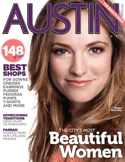 Latest issue of Austin Monthly