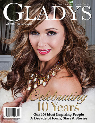 Latest issue of Gladys Magazine
