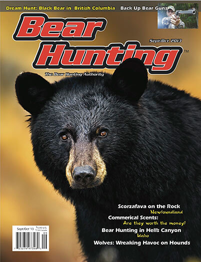 Latest issue of Bear Hunting