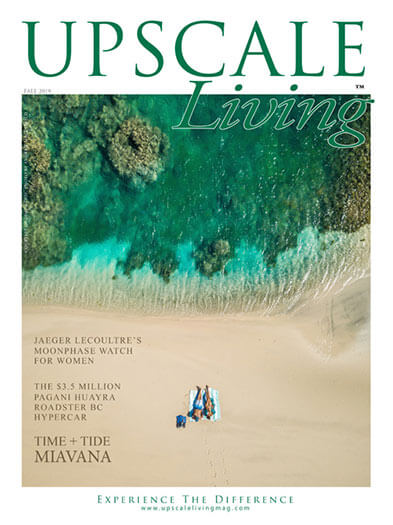 More Details about Upscale Living Magazine