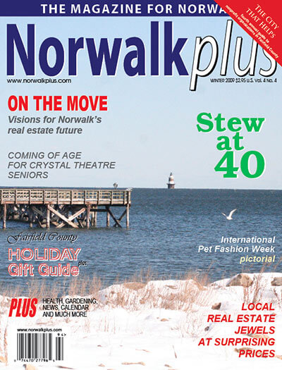Latest issue of Norwalk Plus Magazine