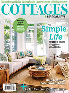 Latest issue of Cottages and Bungalows