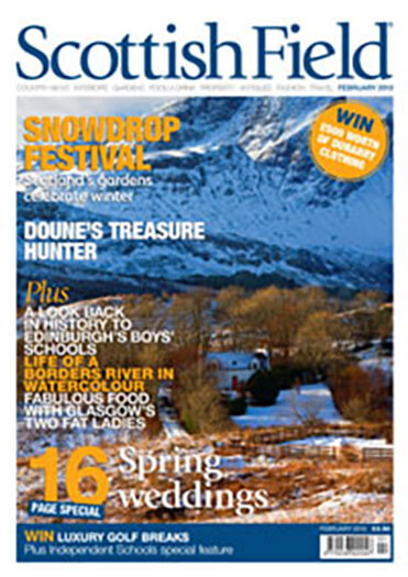 More Details about Scottish Field Magazine