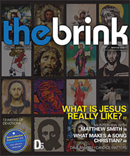 Subscribe to The Brink Magazine
