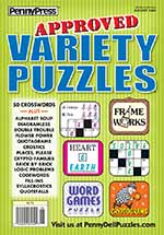 Approved Variety Puzzles 1 of 5