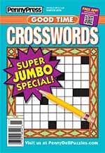Good Time Crosswords 1 of 5