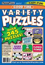 Good Time Variety Puzzles 1 of 5
