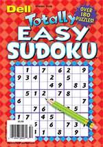Totally Easy Sudoku 1 of 5