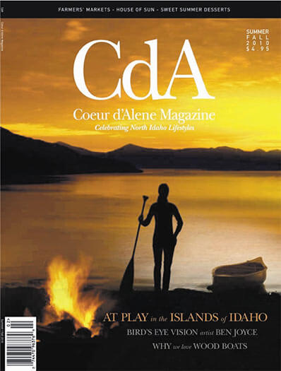 Latest issue of Coeur d'Alene
