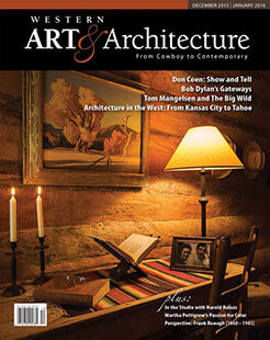 Latest issue of Western Art & Architecture Magazine