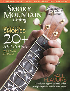Latest issue of Smoky Mountain Living Magazine