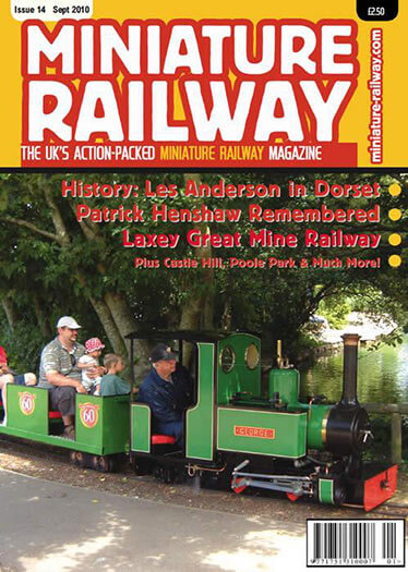 Subscribe to Miniature Railway