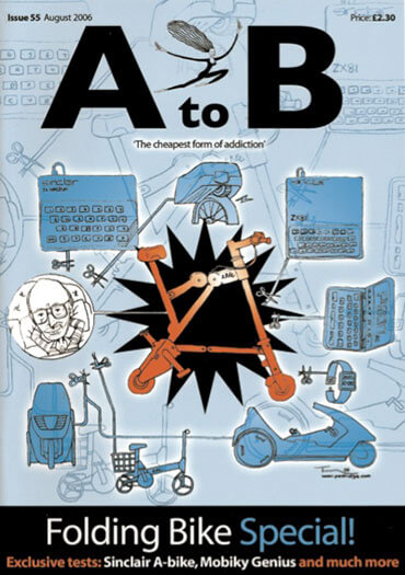 Latest issue of A to B