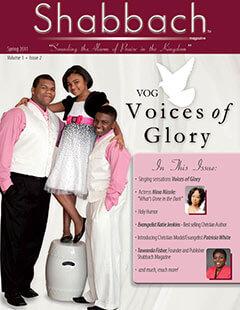 Latest issue of Shabbach Magazine