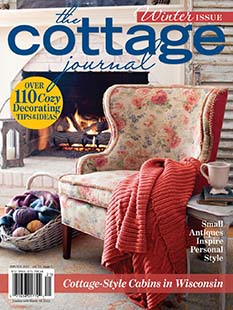 Latest issue of The Cottage Journal Magazine