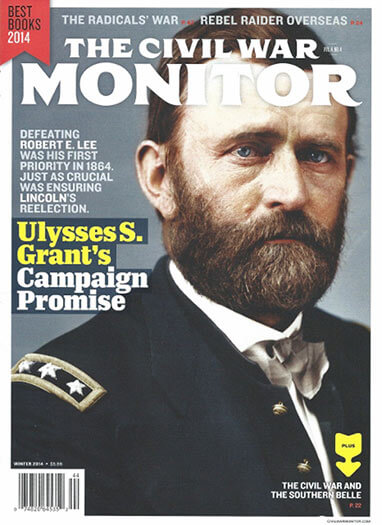 Latest issue of Civil War Monitor