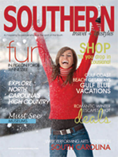 Latest issue of Southern Travel & Lifestyles Magazine