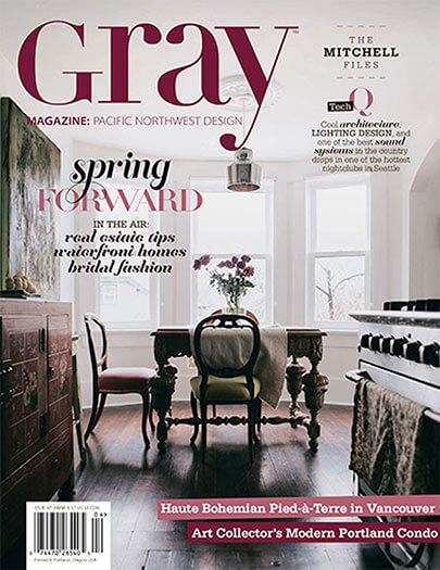 Latest issue of Gray Magazine