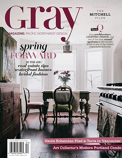 Latest issue of Gray Magazine