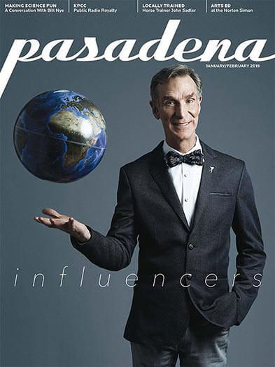 Latest issue of Pasadena Magazine