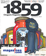 1859 - Oregon's Magazine 1 of 5