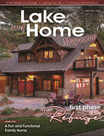 Lake and Home Magazine 1 of 5