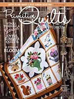 Primitive Quilts & Projects 1 of 5