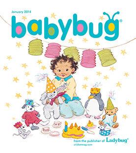 Latest issue of Babybug