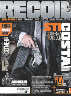 Latest issue of Recoil