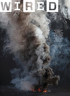 Latest issue of WIRED