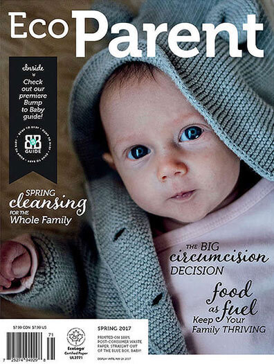 Latest issue of Ecoparent