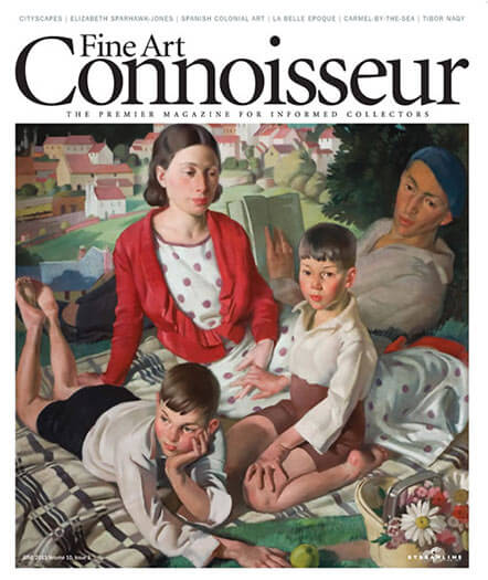 Subscribe to Fine Art Connoisseur