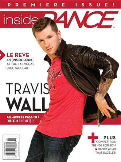 Latest issue of Inside Dance