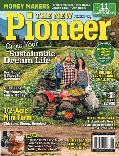 Latest issue of New Pioneer