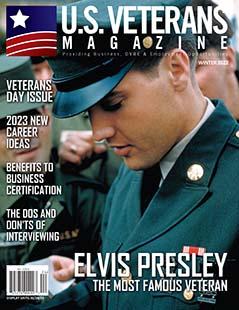 Latest issue of US Veterans Magazine
