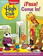 Highlights High Five Bilingüe 1 of 5