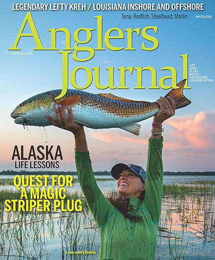 Anglers Journal   Magazine Subscription from Magazine.Store
