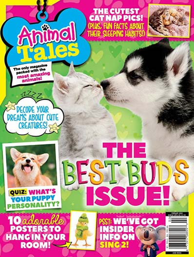 Latest issue of Animal Tales