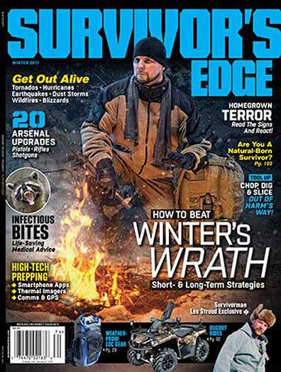 Latest issue of Survivor's Edge Magazine