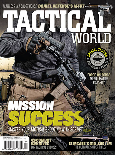 Latest issue of Tactical World Magazine