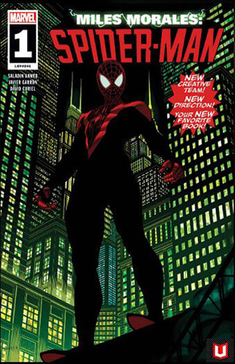 Latest issue of Miles Morales: Spider-Man Magazine