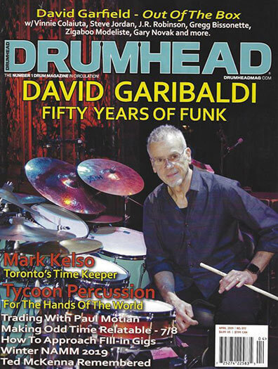 Latest issue of Drumhead