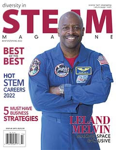 Latest issue of Diversity in Steam