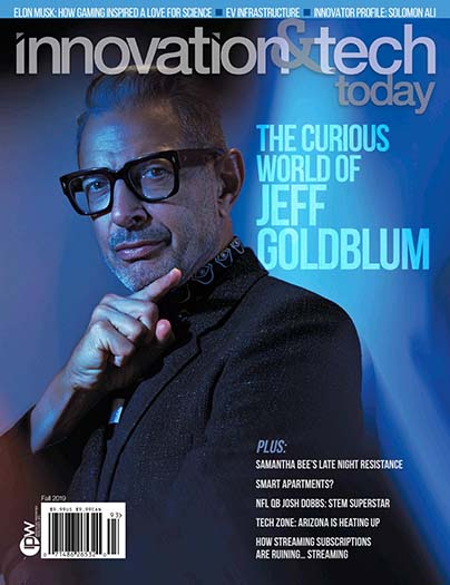 Latest issue of Innovation & Tech Today