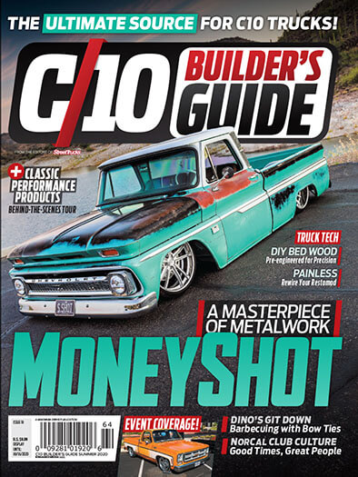 Latest issue of C10 Builders Guide