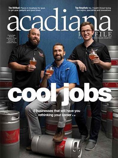 Latest issue of Acadiana Profile