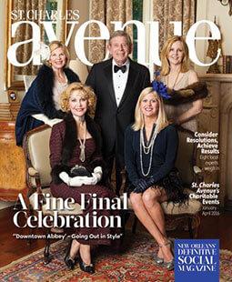 Latest issue of St Charles Avenue Magazine