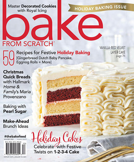 Latest issue of Bake from Scratch