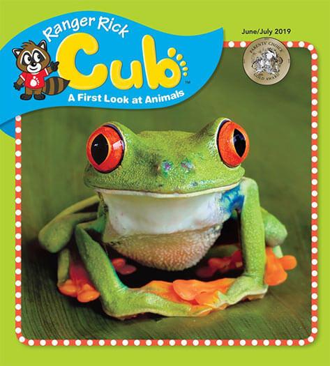 Subscribe to Ranger Rick Cub